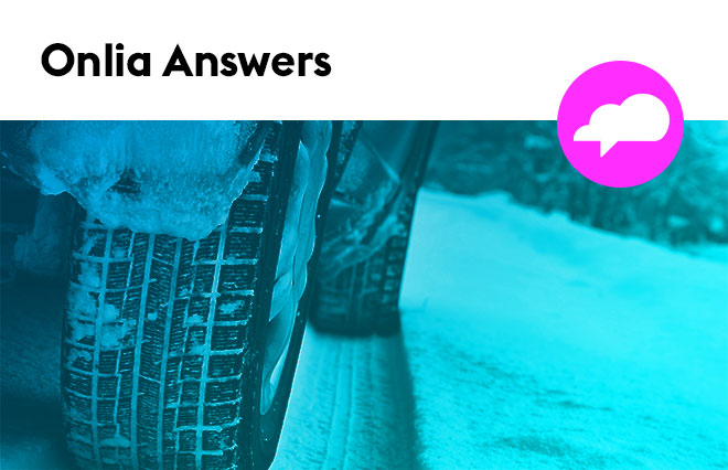 5 Winter Driving Safety Tips